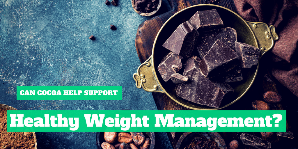 Can Cocoa Help Support Healthy Weight Management?