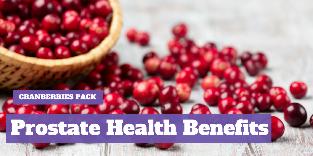 Cranberries Pack Prostate Health Benefits