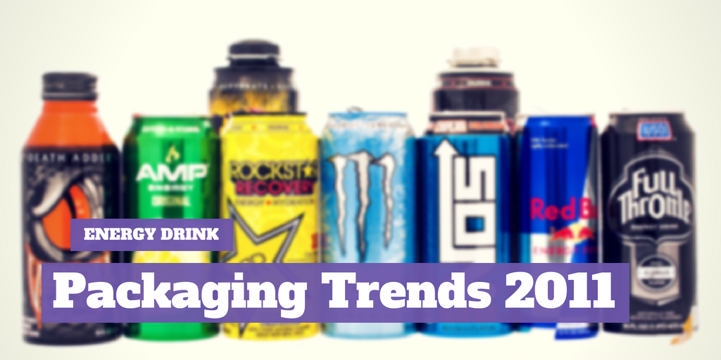 Energy Drink Packaging Trends For 2011