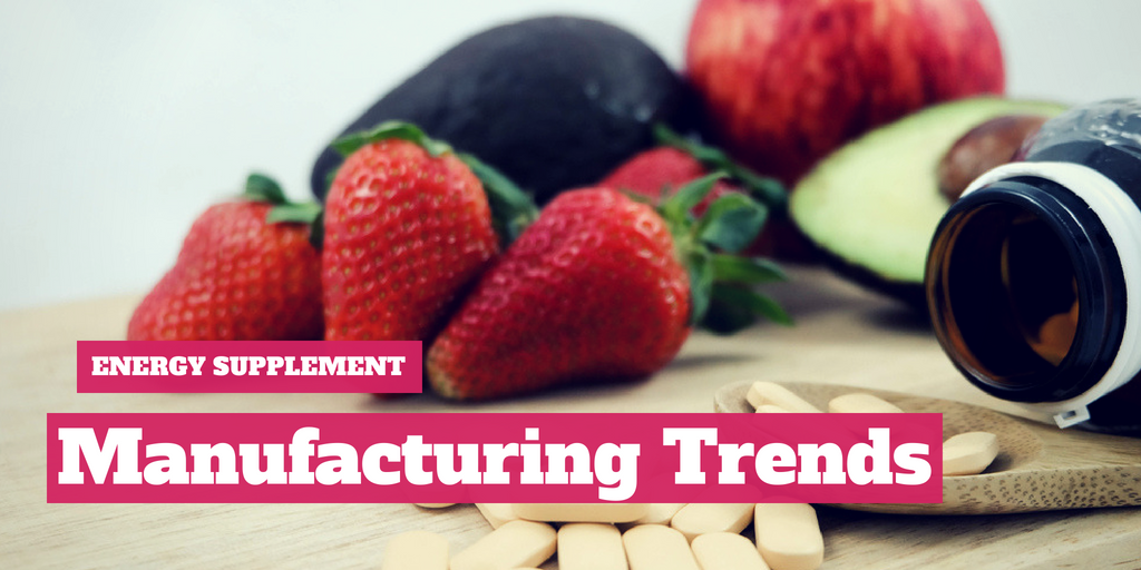 Energy Supplement Manufacturing Trends
