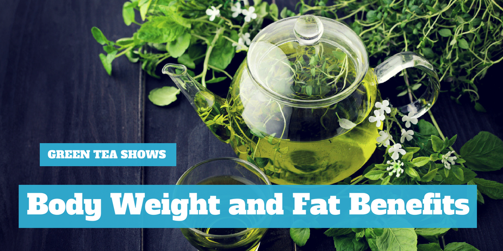Green Tea Shows Body Weight and Fat Benefits