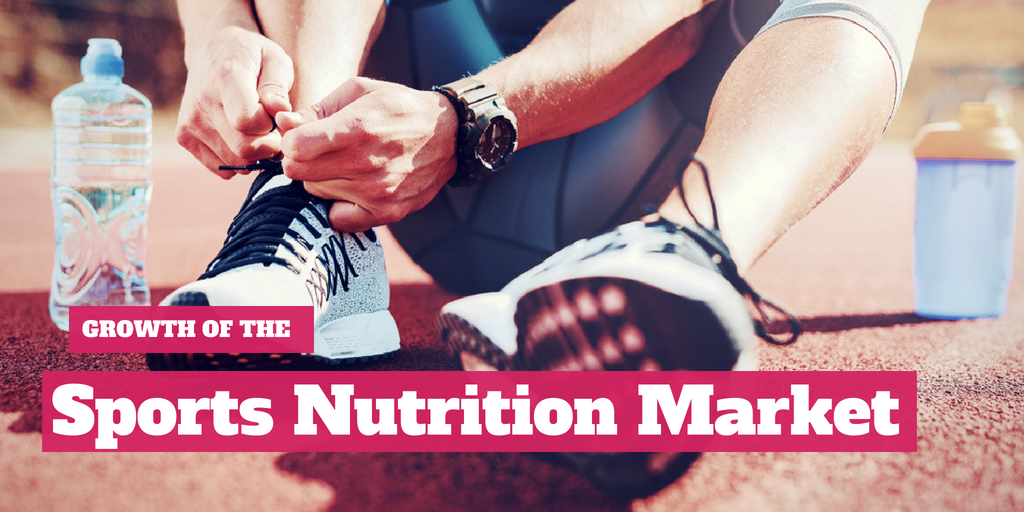 Growth of the Sports Nutrition Market