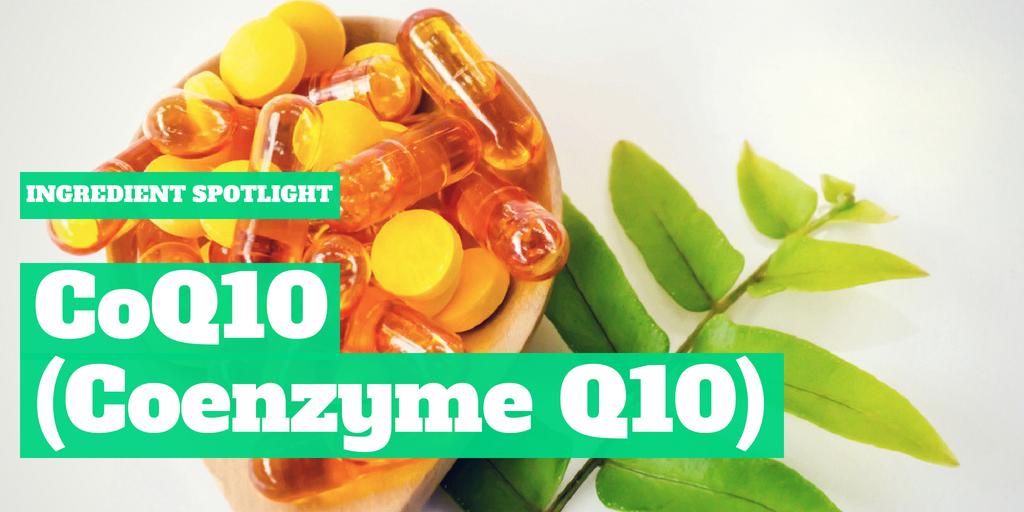 Supplement Ingredient Spotlight: CoQ10