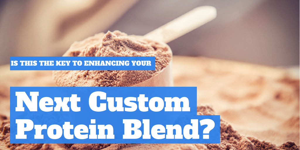 Is this the key to enhancing your next custom protein blend?