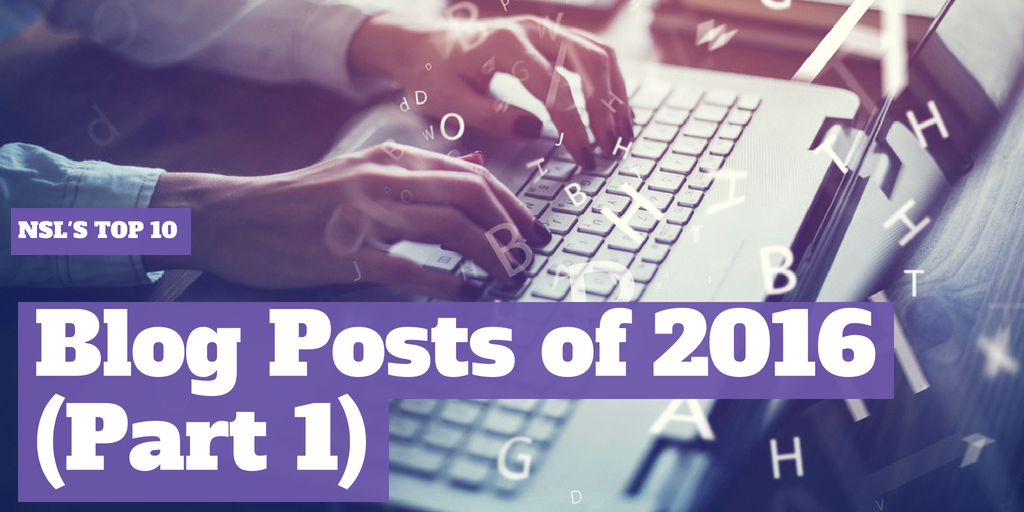 NutraScience Labs' Top 10 Blog Post of 2016 - PART ONE