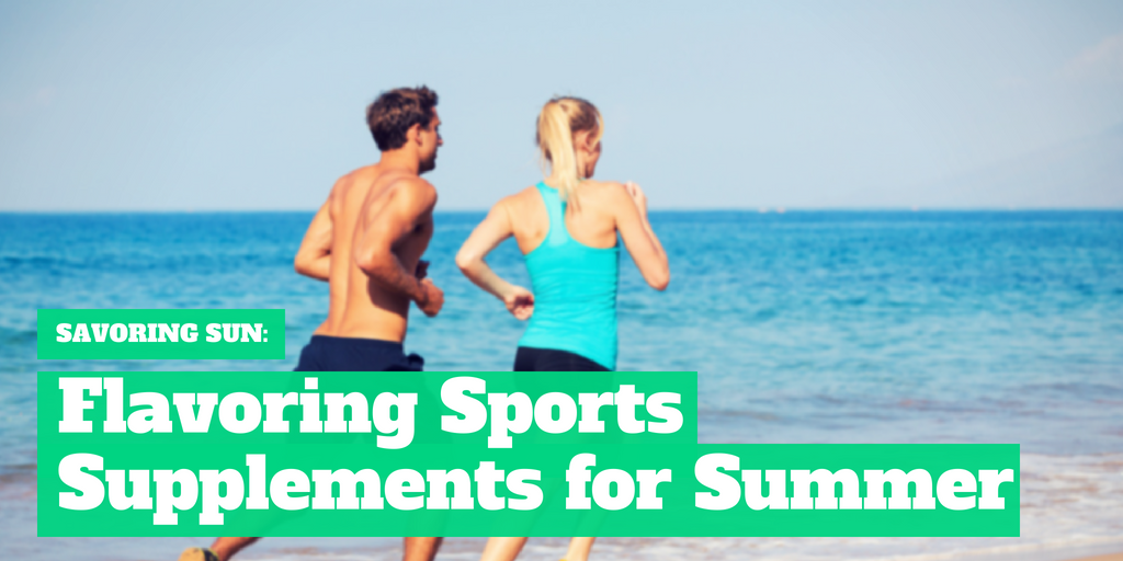 Savoring Sun: Flavoring Sports Supplements for Summer