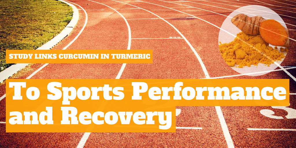 Study Links Curcumin in Turmeric to Sports Performance and Recovery