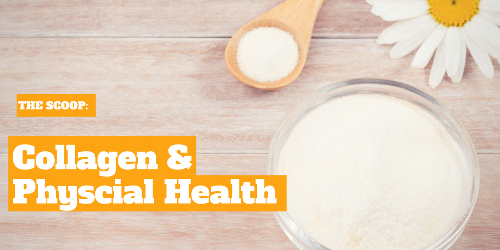 The Scoop: Collagen and Physical Health