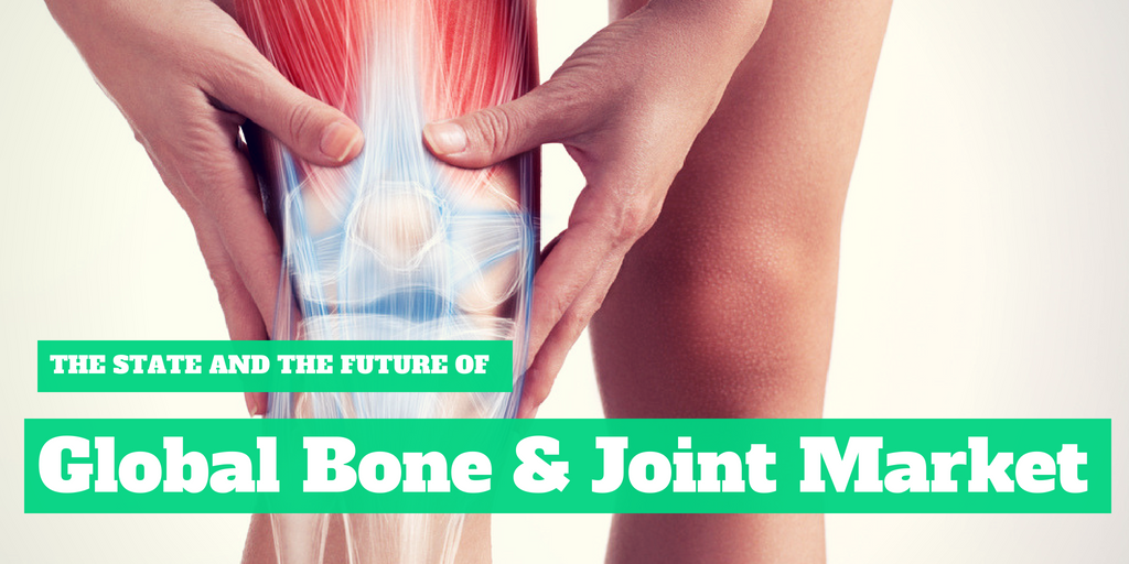 The State and the Future of the Global Bone and Joint Market
