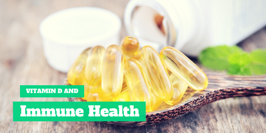 Vitamin D and Immune Support