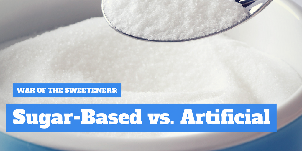 War of the Sweeteners: Sugar-based vs. Artificial