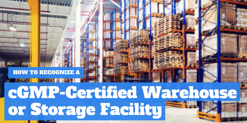What is a GMP Facility? How can you Recognize A GMP Certified Facility?