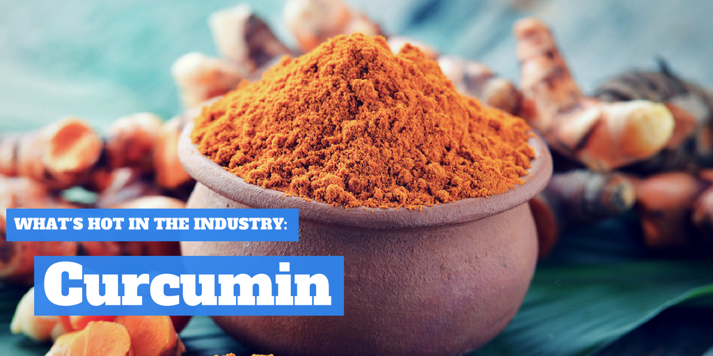 What's Hot in the Industry: Curcumin