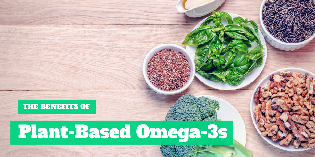 Why Should You Start Consuming Plant Based Omega 3s?
