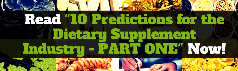 Click here to read '10 Predictions - Part One' now!