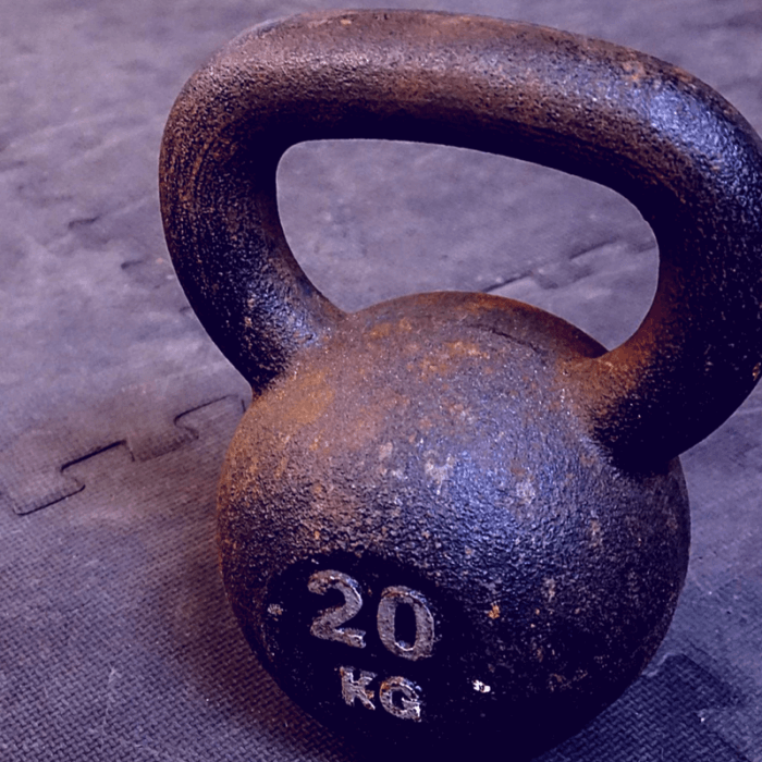 Kettlebell - 3 Strength & Conditioning Supplements