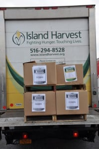 NutraScience Labs Holiday Food Drive