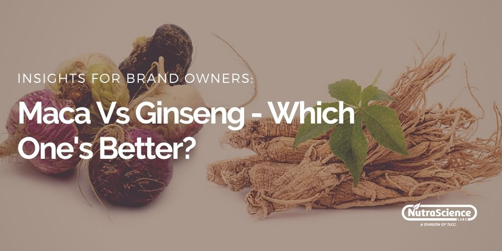 Maca Vs Ginseng - Which Ones Better