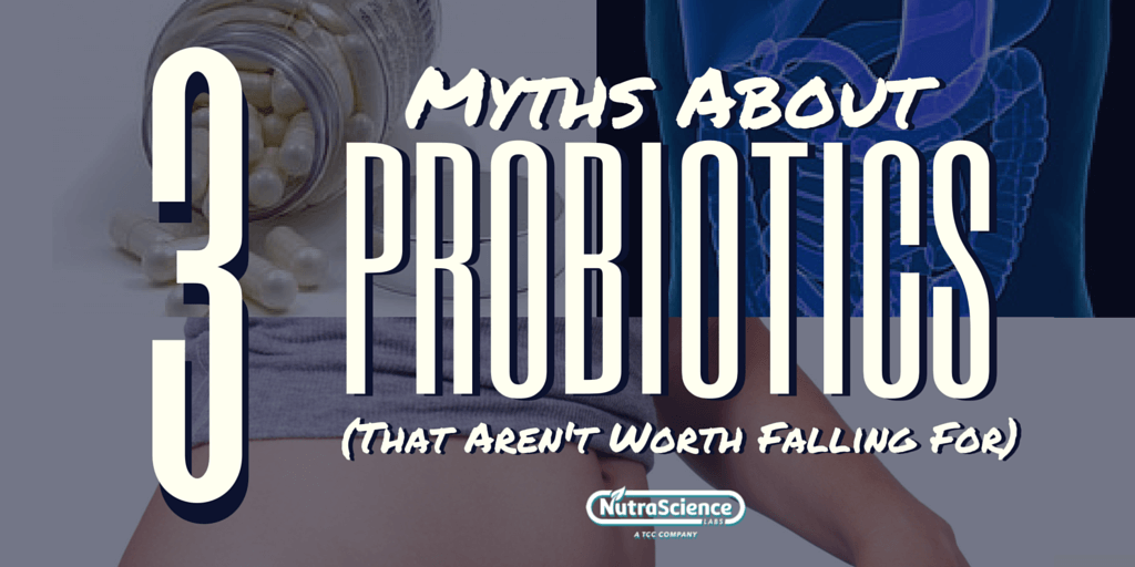 3 Myths About Probiotics (That Aren't Worth Falling For)