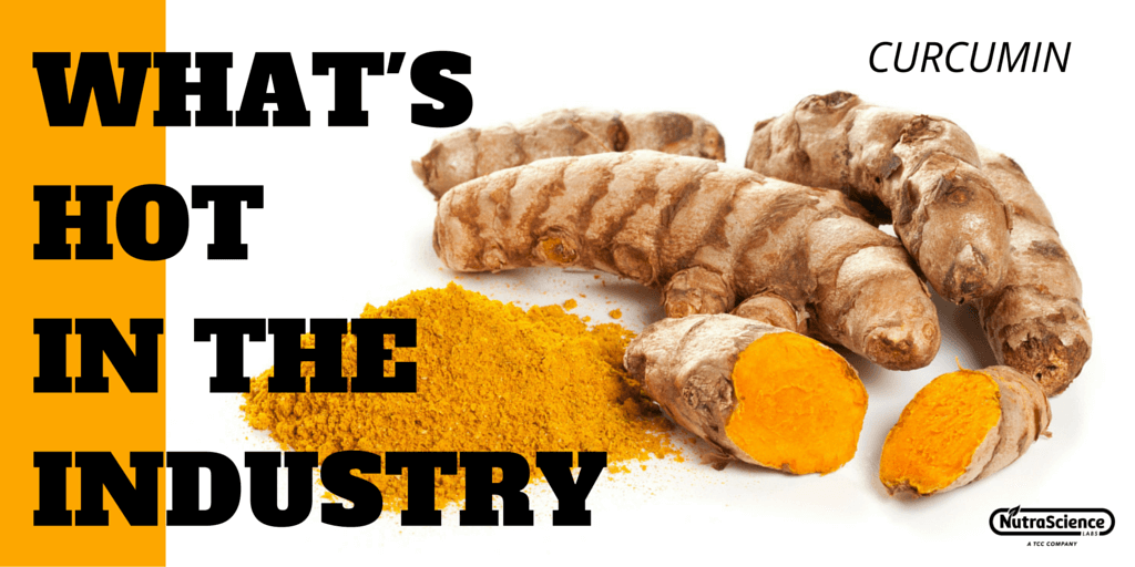 Whats Hot in the Industry: Curcumin