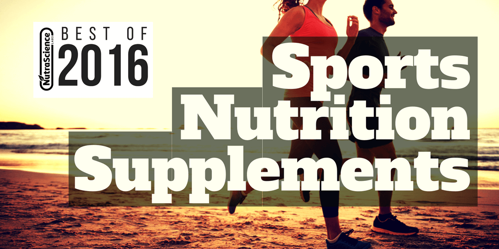 NutraScience Labs Best of 2016 Sports Nutrition Supplements