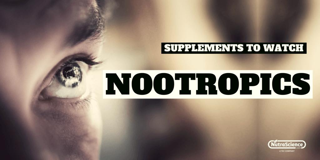 Supplements to watch: Nootropics