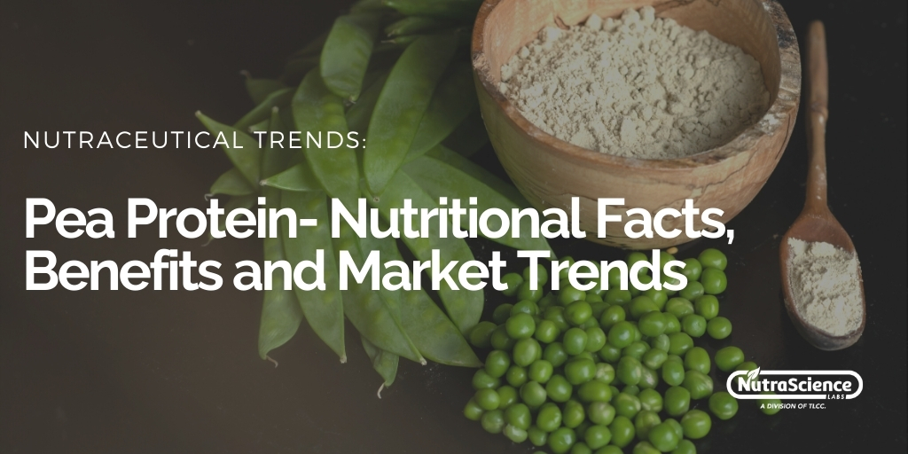Pea Protein - Nutritional Facts, Benefits and Market Trends