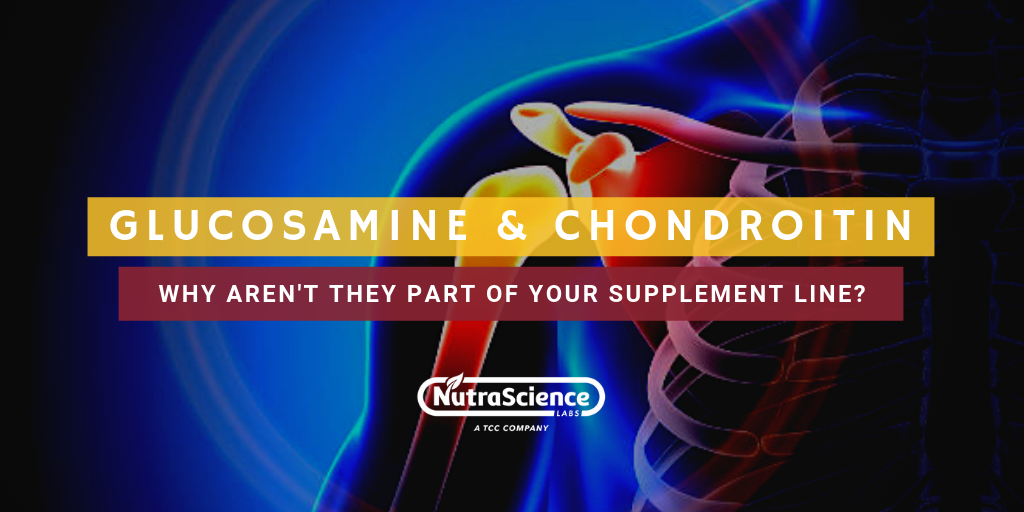 Add Glucosamine & Chondroitin Supplements to Your Product Line