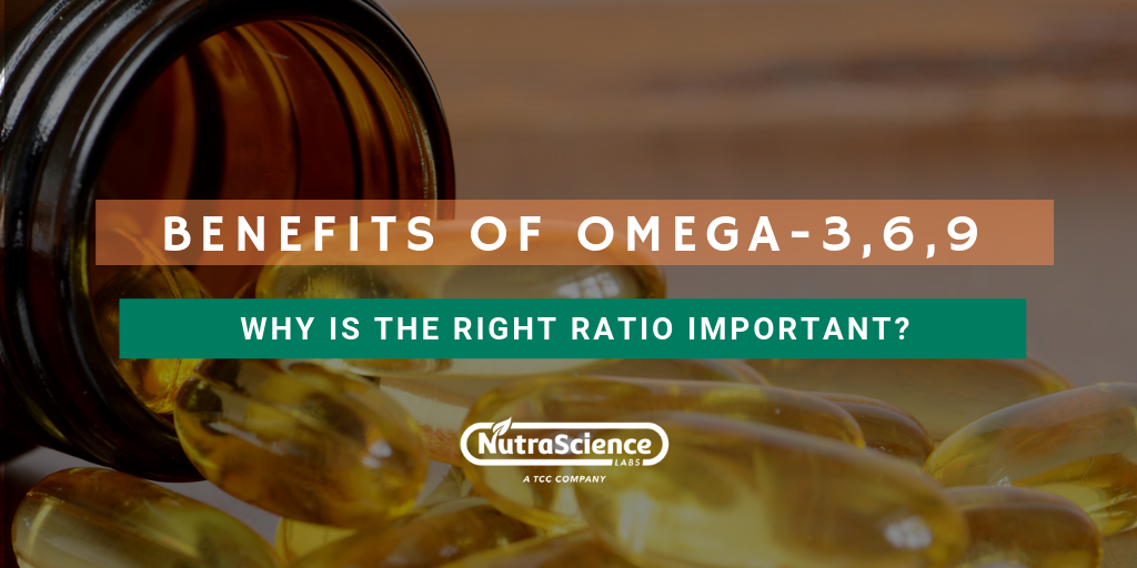 Benefits of Omega-3, 6, 9 Supplements