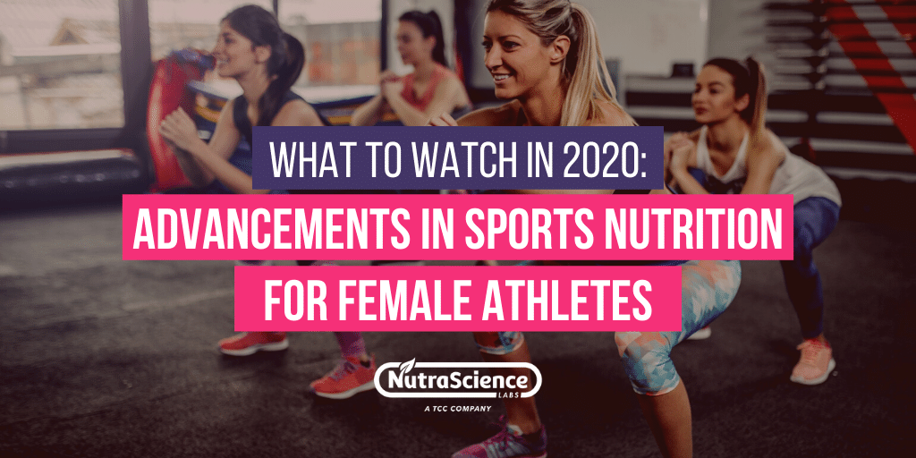 Sports Nutrition for Female Athletes