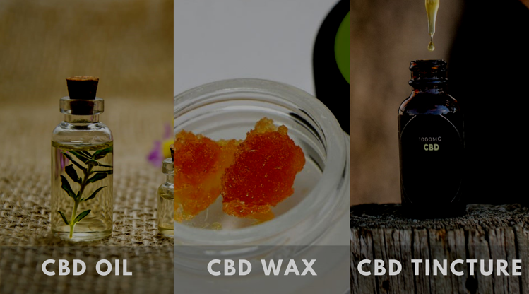 What Are the Different CBD Product Categories?