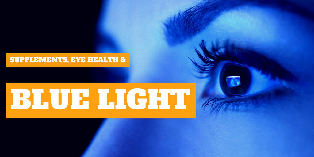 Blue Light & Eye Health: Everything You Need to Know