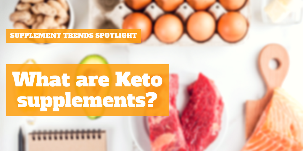 What are keto (ketogenic) supplements?