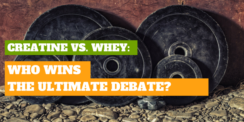 Creatine Vs. Whey Protein: Who Wins the Ultimate Debate?