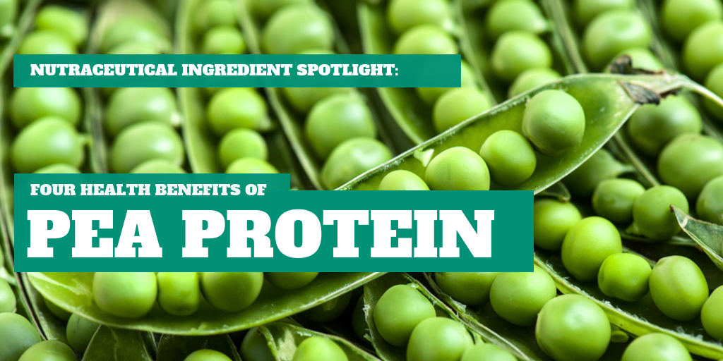 Pea Protein - Get To Know Four Core Health Benefits