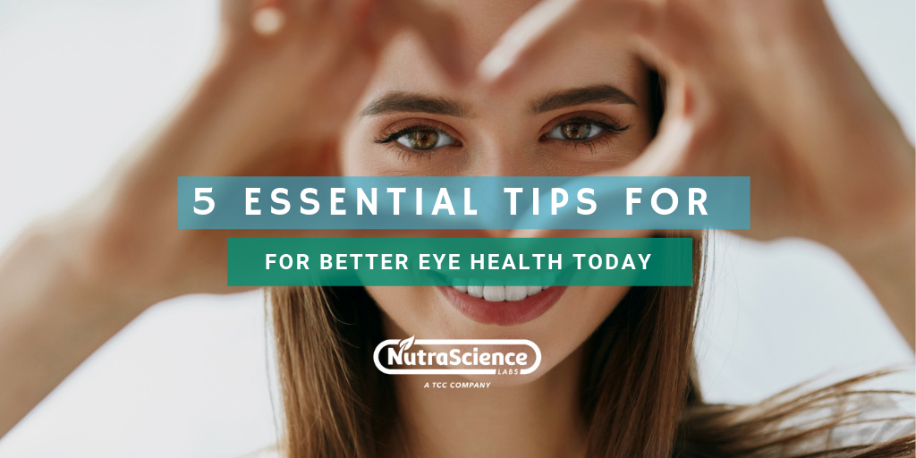 5 Essential Tips for Better Eye Health Today