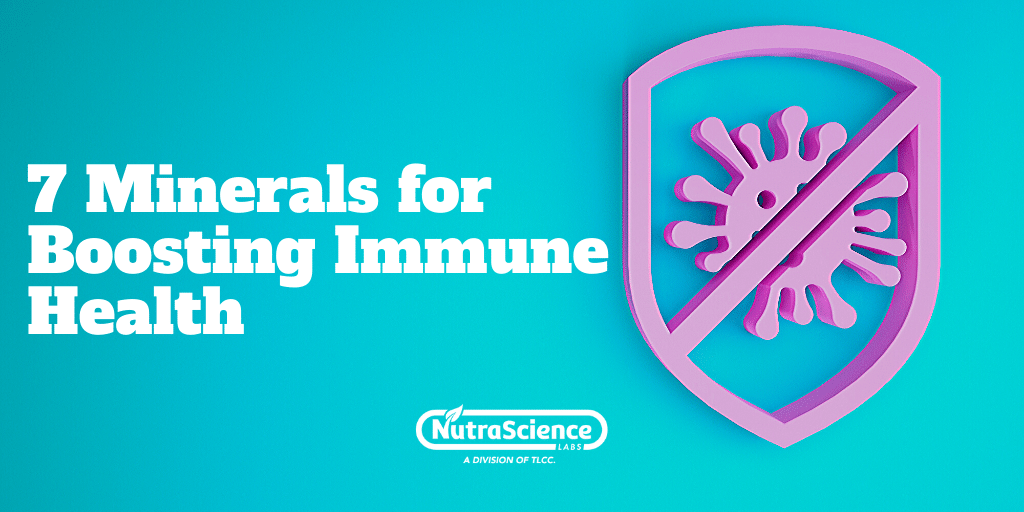 7 Minerals for Boosting Immune Health