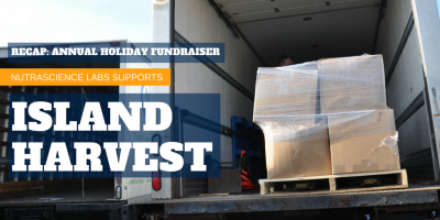 Holiday Fundraiser Recap: NSL's Island Harvest Food Drive