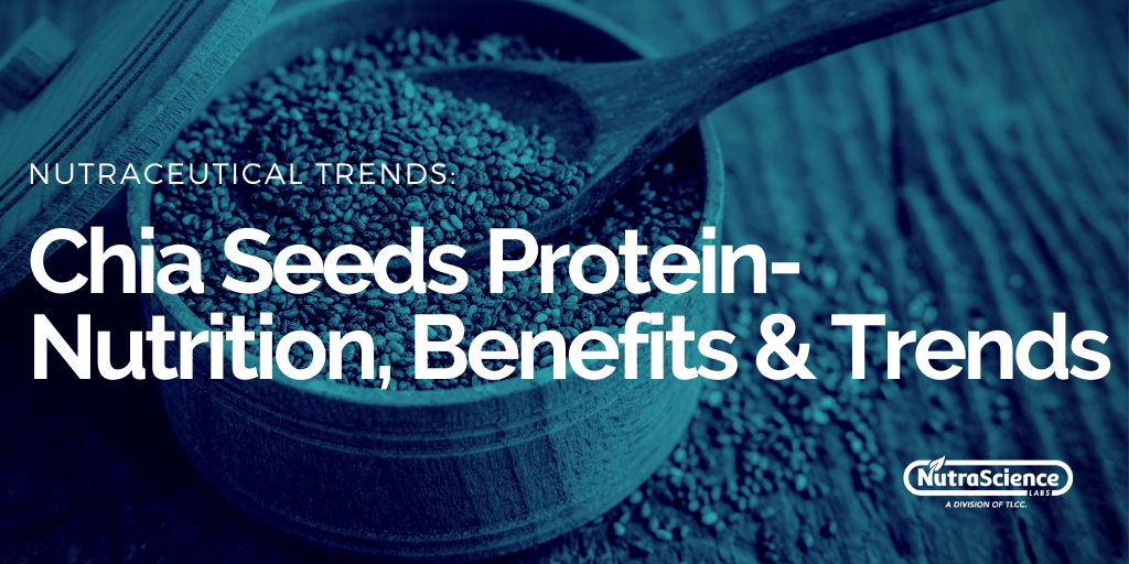Chia Seeds Protein- Nutrition, Benefits, and Trends