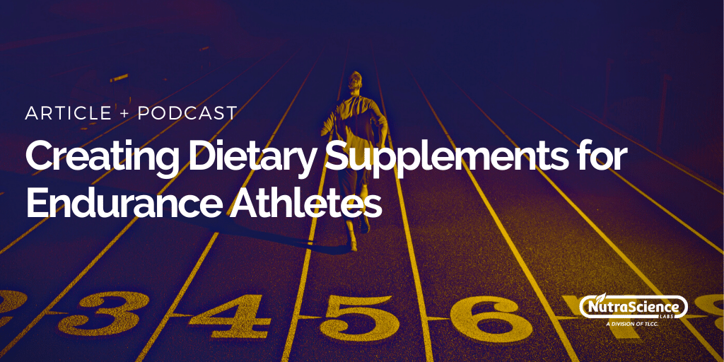 How to Create Dietary Supplements for Endurance Athletes