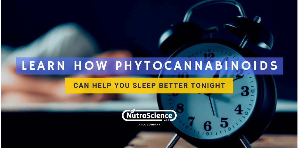 Learn How Phytocannabinoids Can Help You Sleep Better Tonight