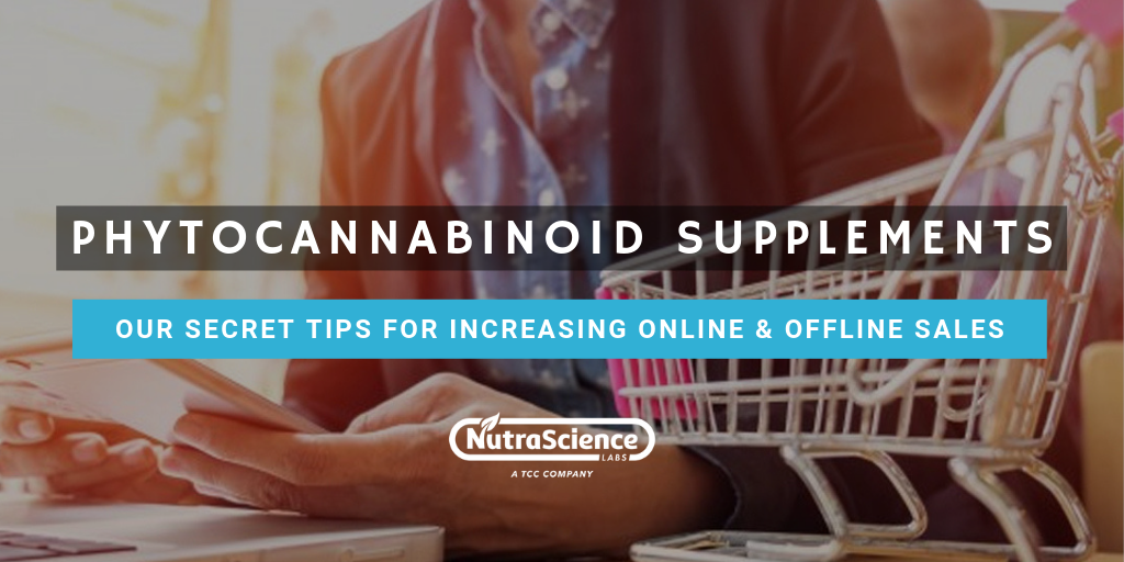 Phytocannabinoid Supplements: Our Secret Tips for Increasing Online & Offline Sales