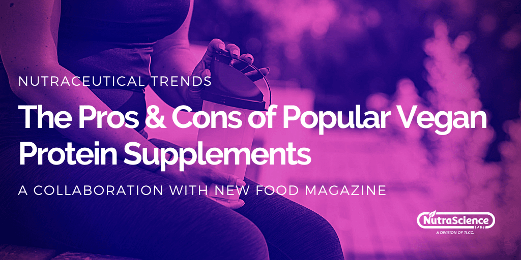 The Pros and Cons of Popular Vegan Proteins