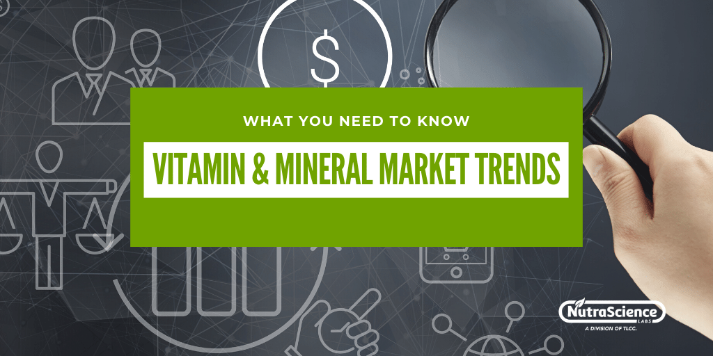 Vitamin and Mineral Market Trends