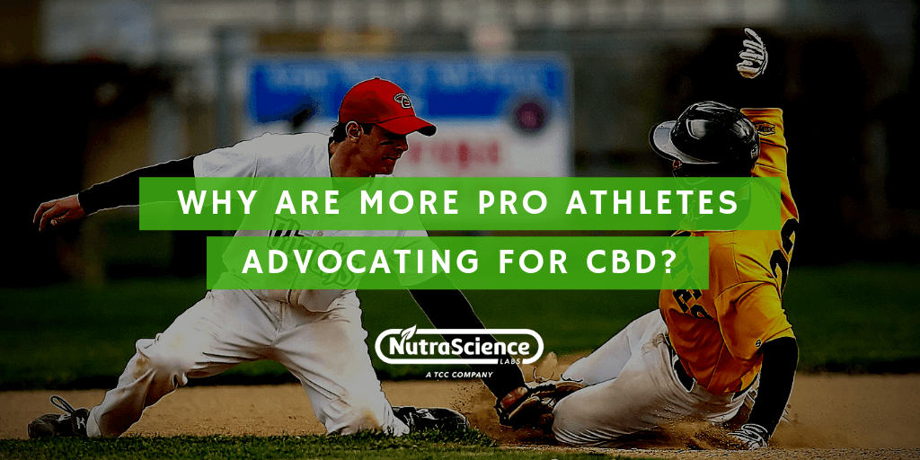CBD for Pro Athletes: 5 Reasons Why They're Supporting Its Use